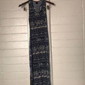 Elephant Themed Dress
